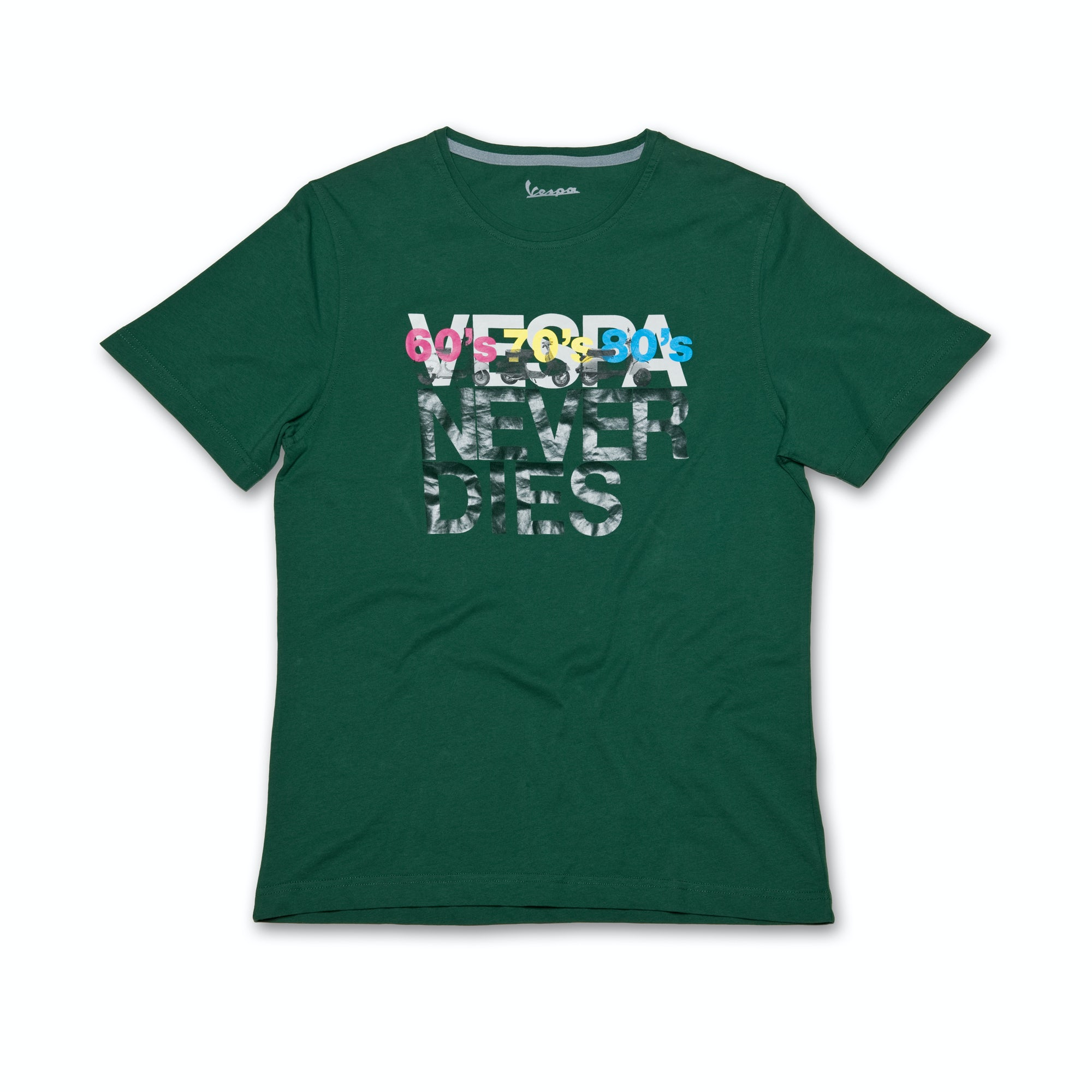 vespa years t shirt t shirts clothing. Black Bedroom Furniture Sets. Home Design Ideas