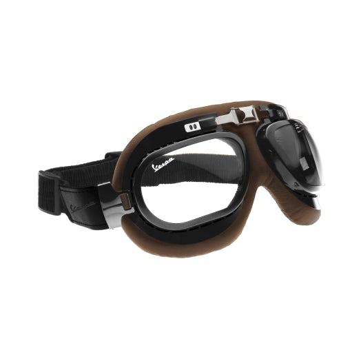maschera vespa vintage rider occhiali abbigliamento. Black Bedroom Furniture Sets. Home Design Ideas