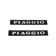 """Piaggio"" plate for PX saddle"