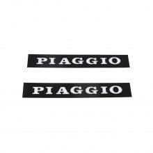 """Piaggio"" plate for PX saddle"