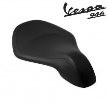 Genuine Leather seat  - Black