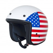 Vespa Nazioni Classic Helmet - USA