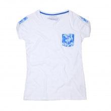 T-shirt Vespa camouflage