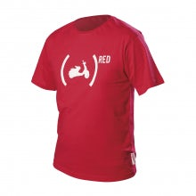 (Vespa)RED T-shirt