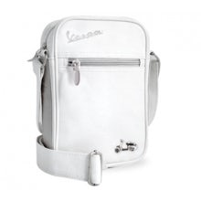 SMALL SATCHEL VESPA WHITE