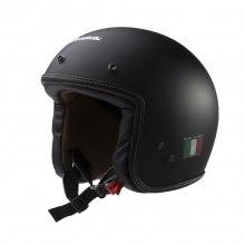 Vespa P-Xential Helmet Matt Black