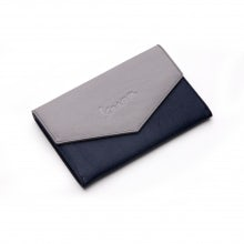 DOCUMENT CARRIER BLUE/GREY