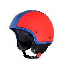 Casco Vespa Fluo Essential Corallo