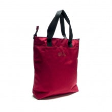 Tote bag rainbow line bordeaux