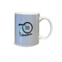 Tazza ceramica Logo Vespa 70°