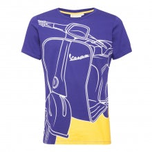 VESPA YOUNG MAN T-SHIRT