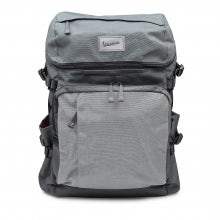 "Backpack ""Adventure"" Black+Grey"