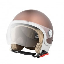 CASCO VESPA PRIMAVERA 50° BROWN