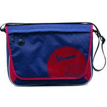 "Bag ""TRACK"" Dark Blue/Red"