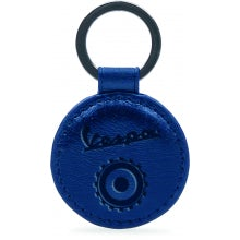 "Keyring ""Open"" Dark Blue"