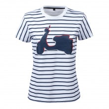 T-SHIRT VESPA GRAPHIC