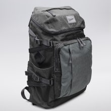 "Zaino  ""ADVENTURE"" BLACK+GREY"