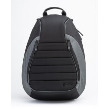 "Backpack ""Seat"" Black/Grey"