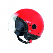 VESPA RED DRAGON VISOR 2.0