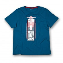 T-Shirt VESPA MODS