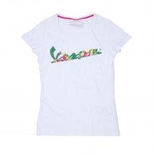 Vespa Flower t-shirt