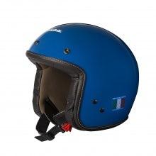 Casco Vespa P-Xential Azzurro