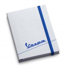 Notebook Vespa azzurro