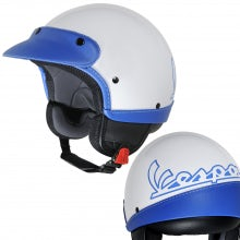 VESPA WHITE/AZURE CLASSIC