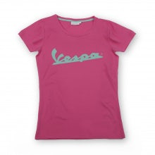 "T-SHIRT DONNA ""VESPA COLORS"""