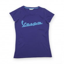 "T-SHIRT WOMAN ""VESPA COLORS"""