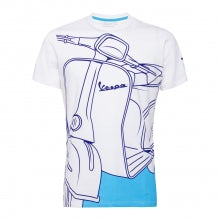 T-SHIRT UOMO VESPA YOUNG