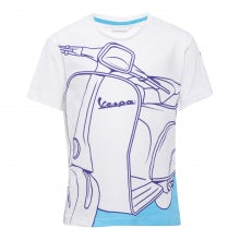 VESPA YOUNG KID T-SHIRT