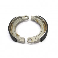 Pair of Rear brake shoes