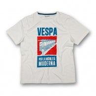 T-Shirt VESPA Poster