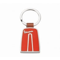 KEY RING VESPA RED