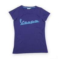 "T-SHIRT WOMAN ""VESPA COLOURS"""