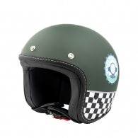 VESPA WORLD DAYS 2018 HELMET - GREEN