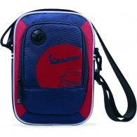 "BAG ""BOX"" BLUE+RED"