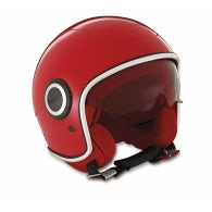 (Vespa)RED helmet VJ1