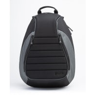 "Zaino ""Seat"" Black/Grey"