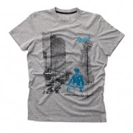 Vespa T-shirt Stamp