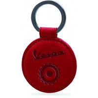 "Keyring ""Open"" Red"