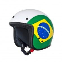 Vespa Nazioni Helmet - Brasil