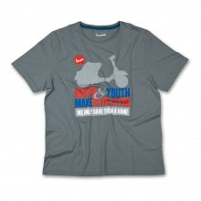 T-Shirt VESPA Music