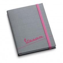 Notebook Vespa grigio