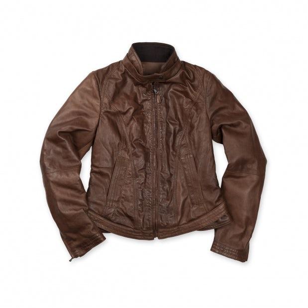 024e19077173 Vespa Leather jacket