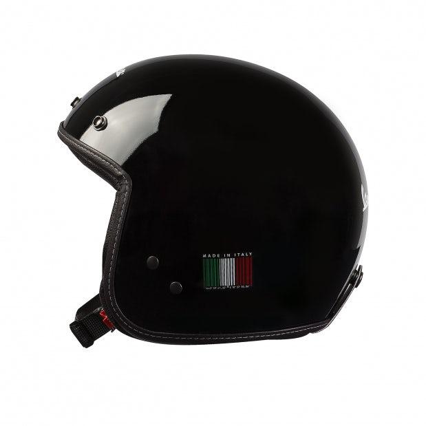 CASCO VESPA pxential nero lucido M 57 58 cm