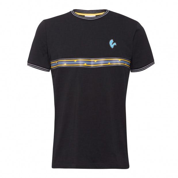 04e4cf0e53a8 T-Shirt V-Stripes Uomo - T-shirts - Abbigliamento