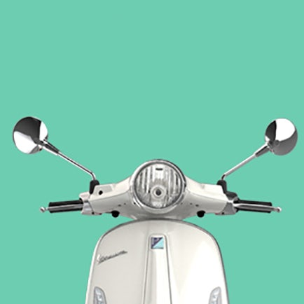 Discover the entire Vespa line